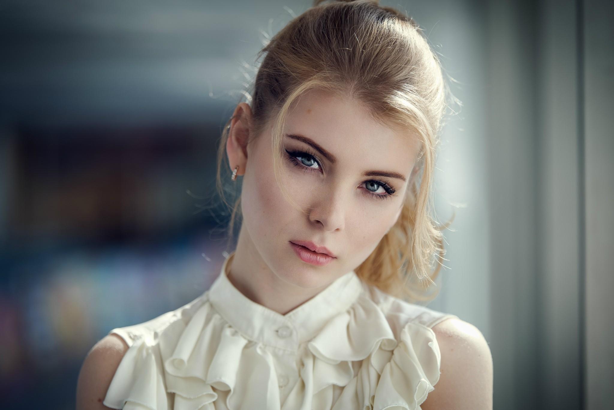 Cute Child Love Wallpaper Irina Popova Close Up Hd Girls 4k Wallpapers Images