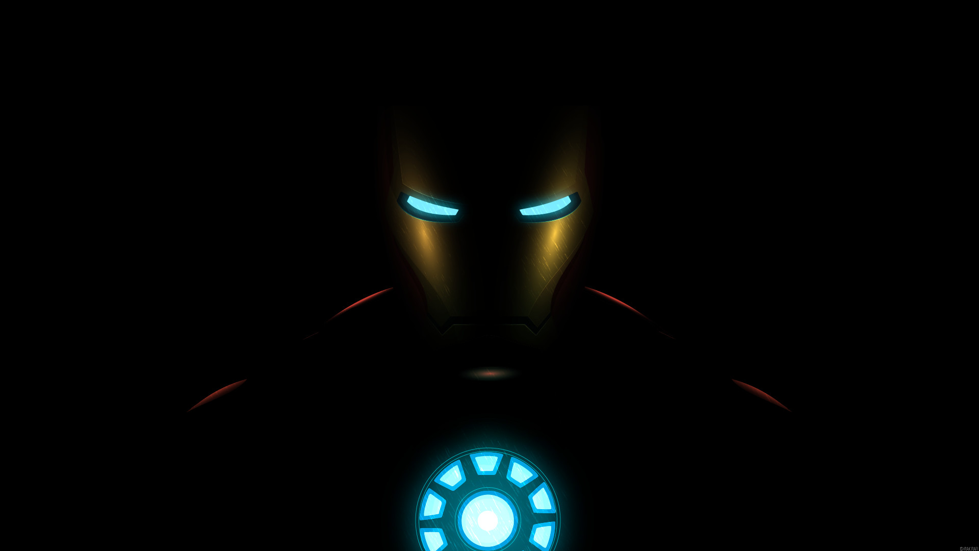 iron man hd 2018