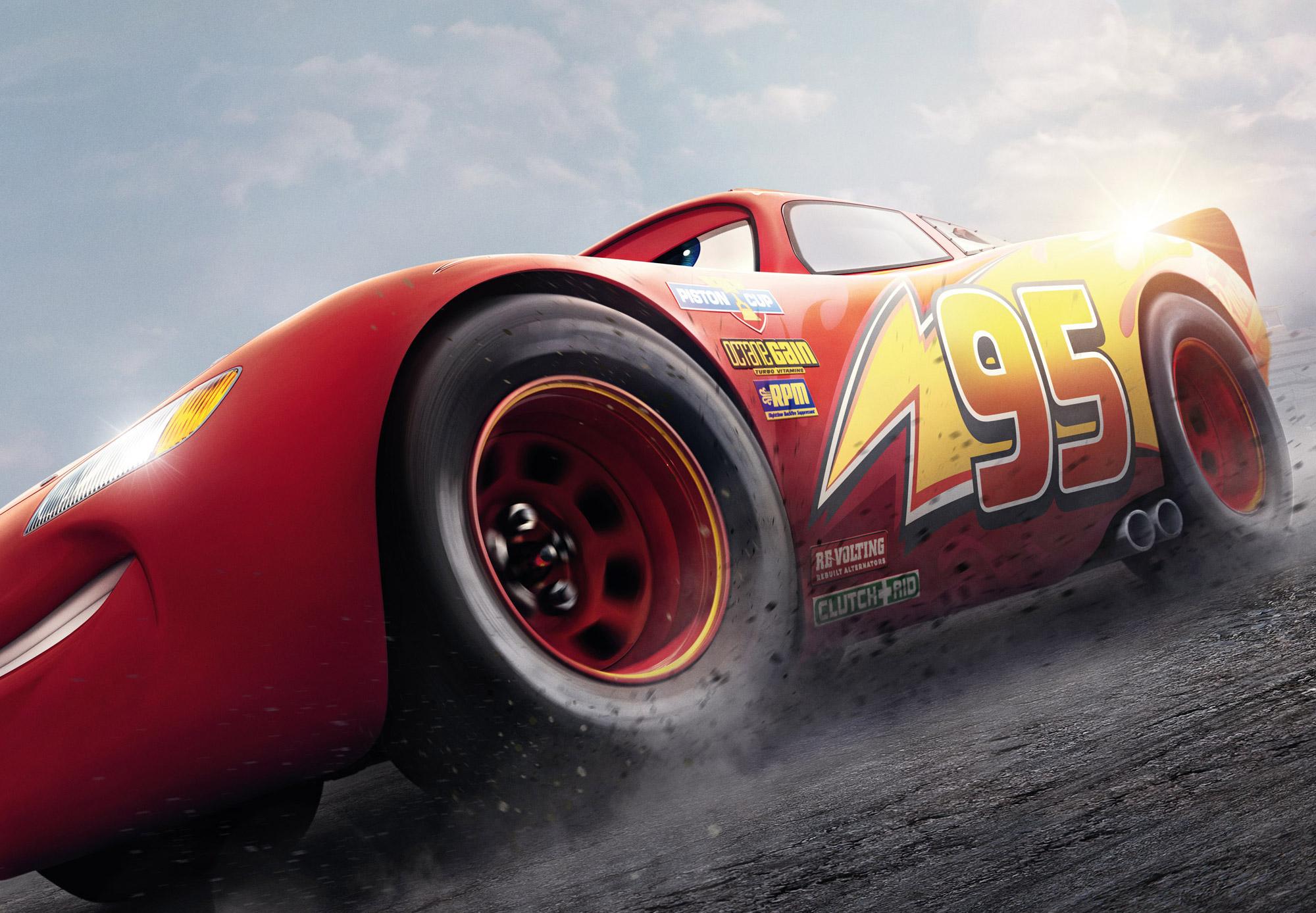 Disney Pixar Cars World Wallpaper Mural Lightning Mcqueen Cars 3 Hd Hd Movies 4k Wallpapers