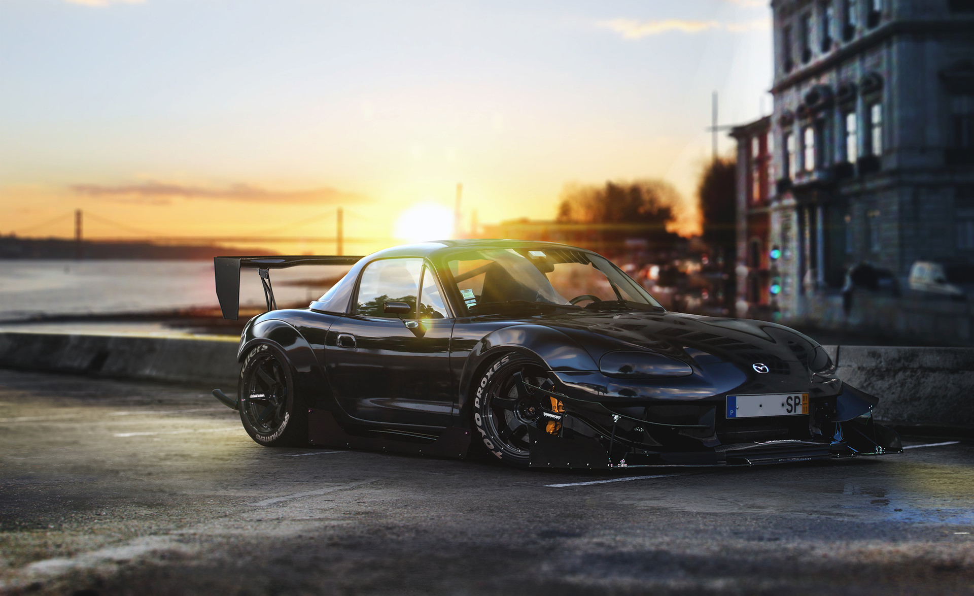 Mazda MX5 HD Cars 4k Wallpapers Images Backgrounds