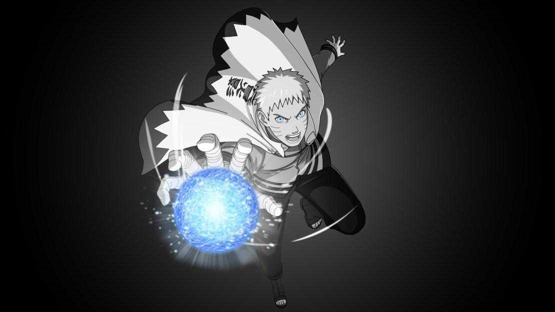 Jurus Rasengan Naruto