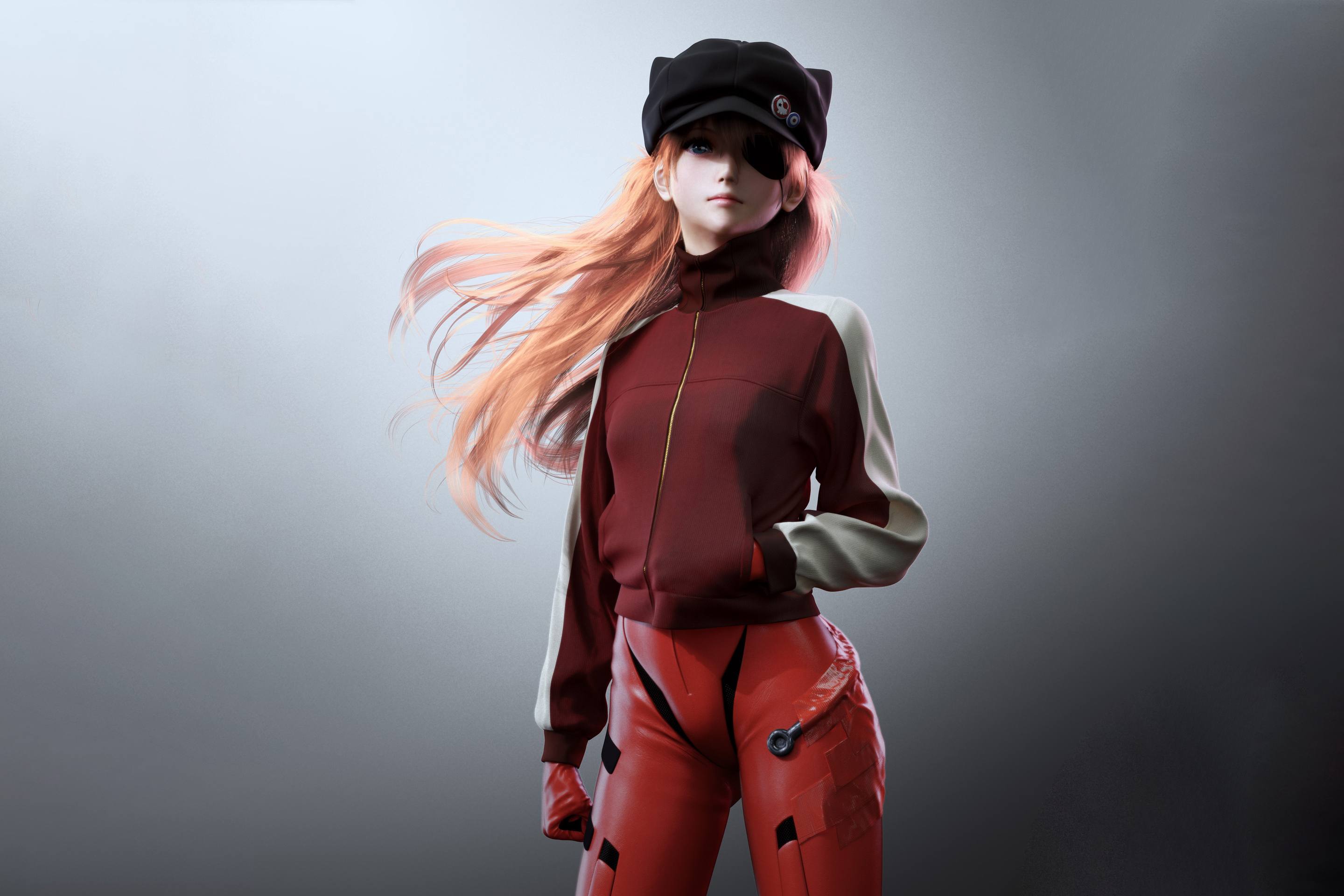 Cute Animated Wallpapers For Android Neon Genesis Evangelion Asuka Langley Sohryu Hd Anime 4k