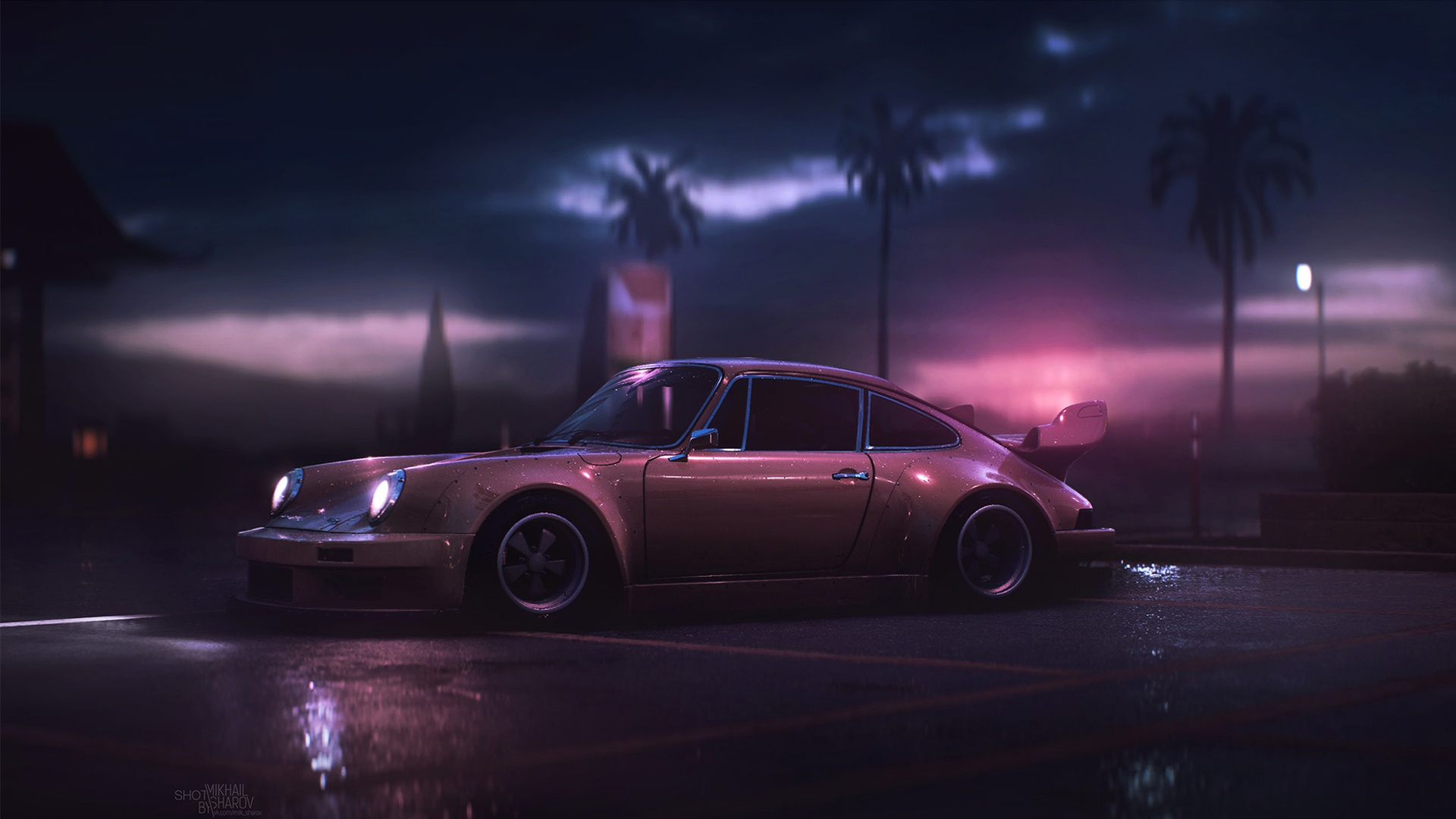 Need For Speed World Cars Wallpaper Old Porsche 911 Hd Cars 4k Wallpapers Images