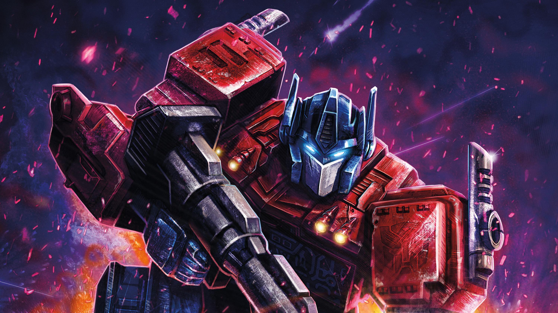Transformers Logo Wallpaper Hd Optimus Prime Transformers Digital Art Hd Artist 4k