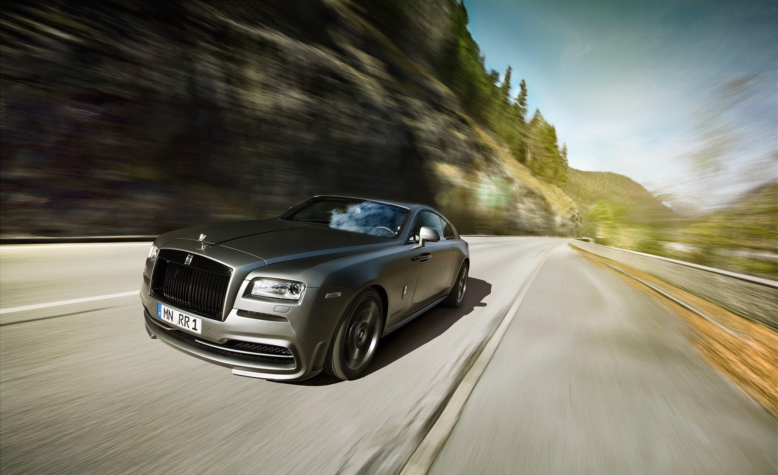 320x568 Rolls Royce Wraith Spofec 320x568 Resolution Hd 4k