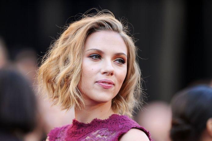 Znalezione obrazy dla zapytania Scarlett Johansson 2018