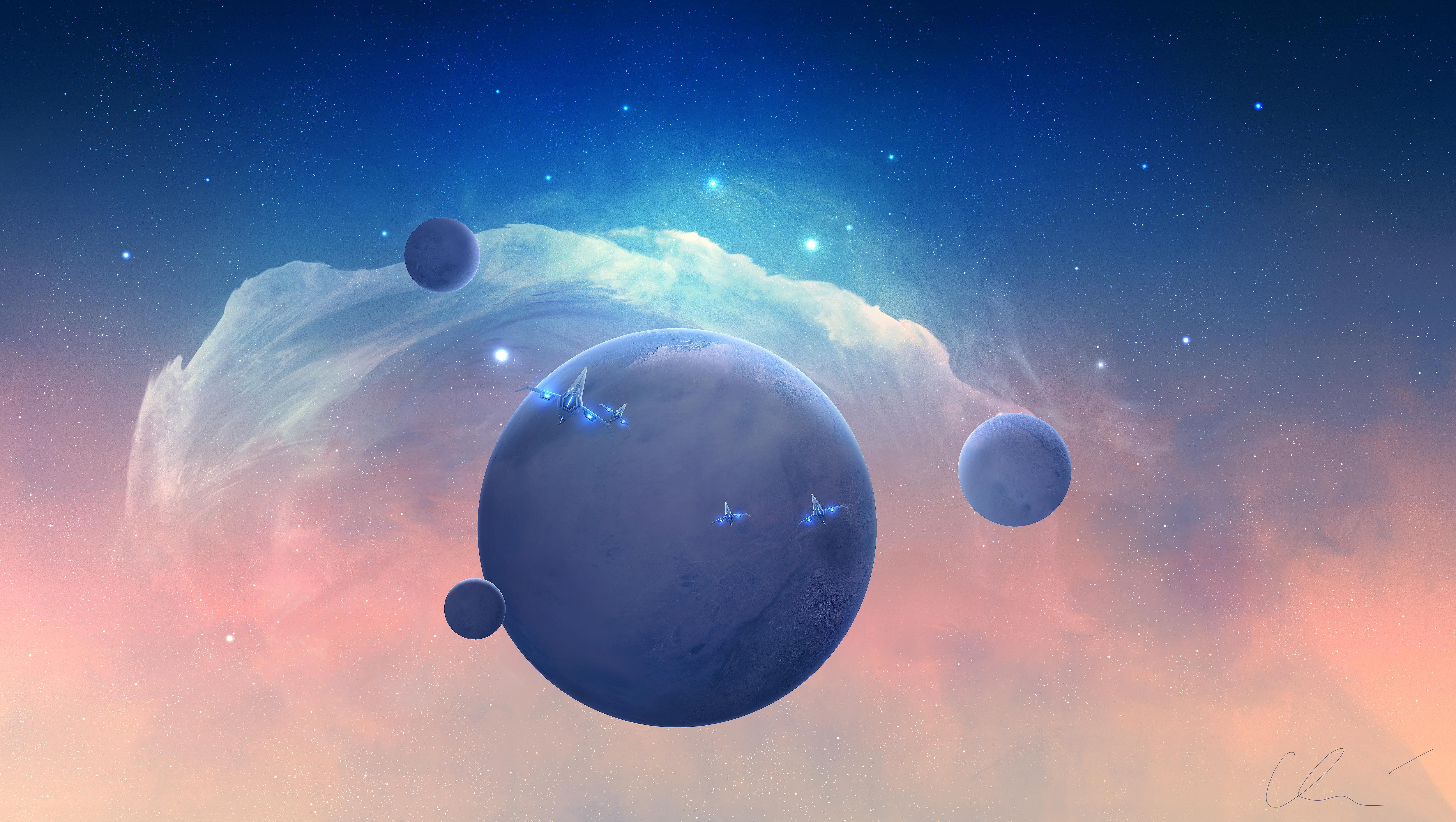 Science Fiction Wallpaper 1280x1024