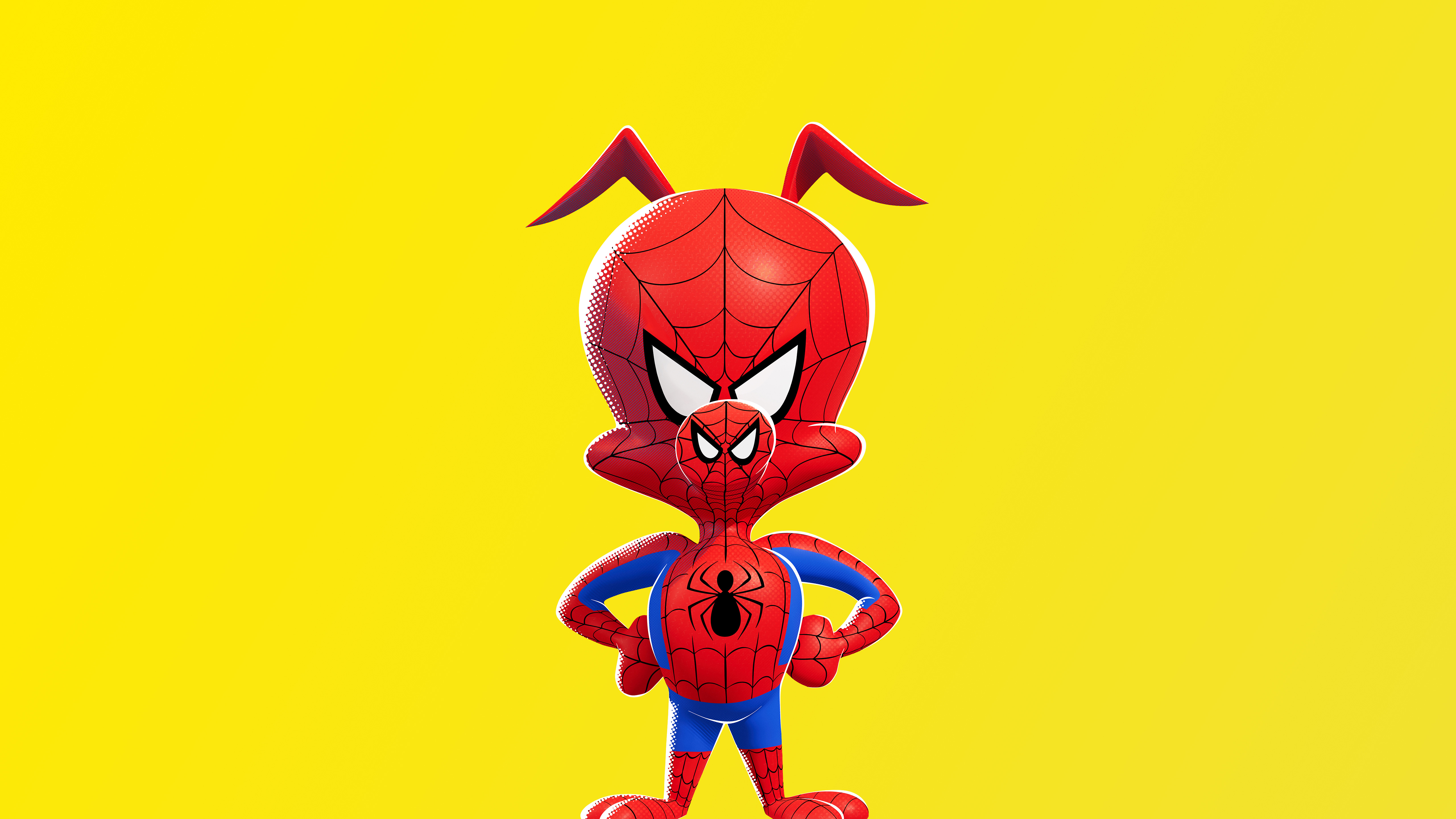 Animated Spider Wallpaper Spider Ham Hd Movies 4k Wallpapers Images Backgrounds