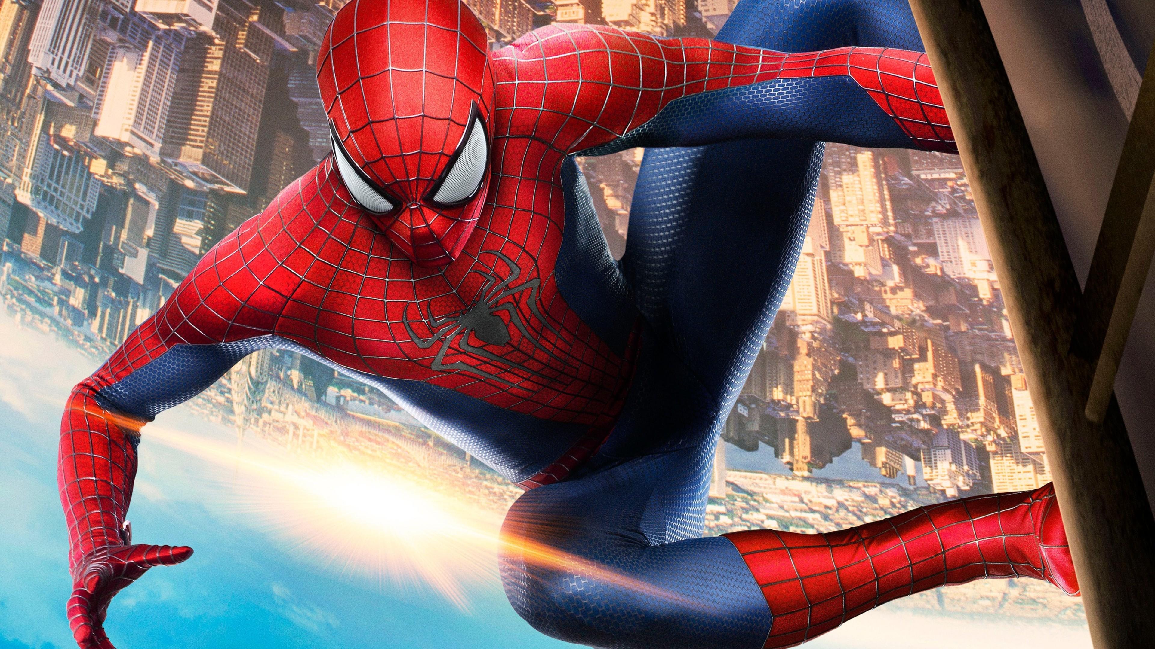 The Amazing Spider Man 2 Movie Game