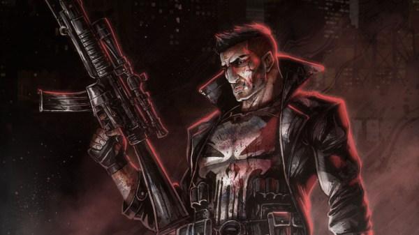 Punisher 4k Art Hd Superheroes Wallpapers Backgrounds