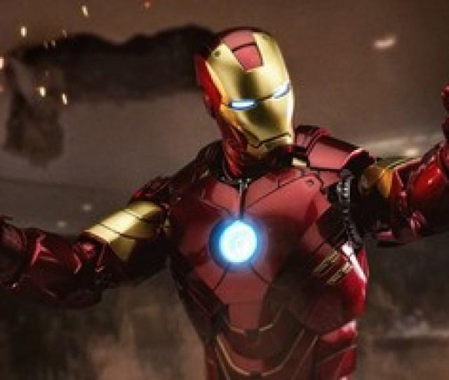 Iron Man K
