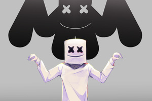 Marshmello Wallpapers Page 1