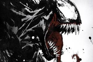 7680x4320 Venom Movie 2018 10k Key Art 8k Hd 4k Wallpapers