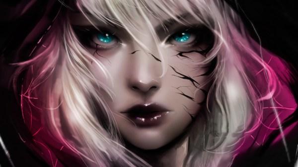 Venom Girl Art Hd Superheroes 4k Wallpapers Backgrounds