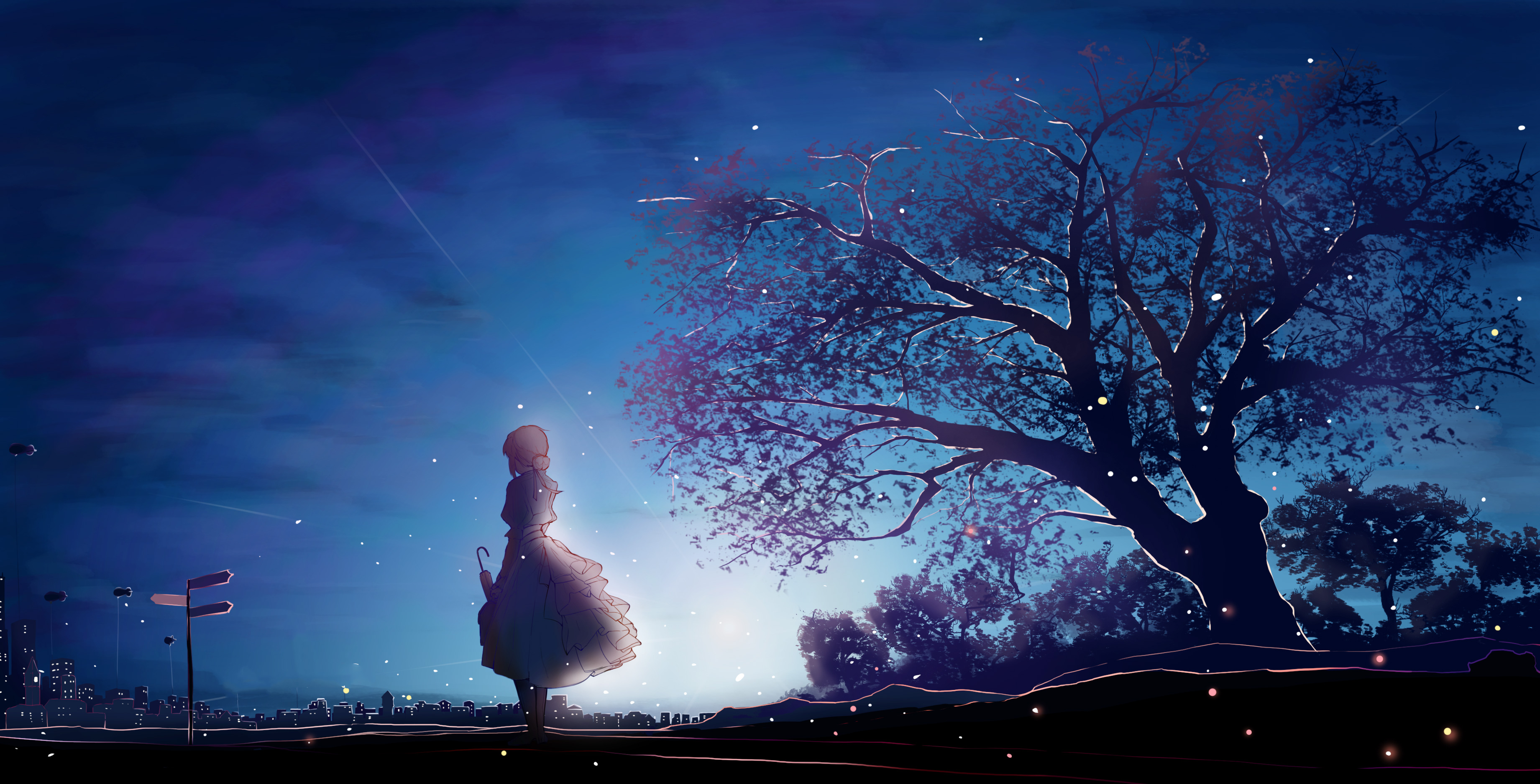 Violet Evergarden 4k, HD Anime, 4k Wallpapers, Images