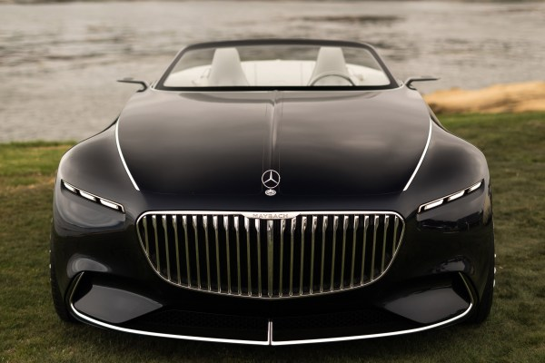 Vision Mercedes Maybach 6 Cabriolet 2017 Hd Cars 4k Wallpapers Backgrounds