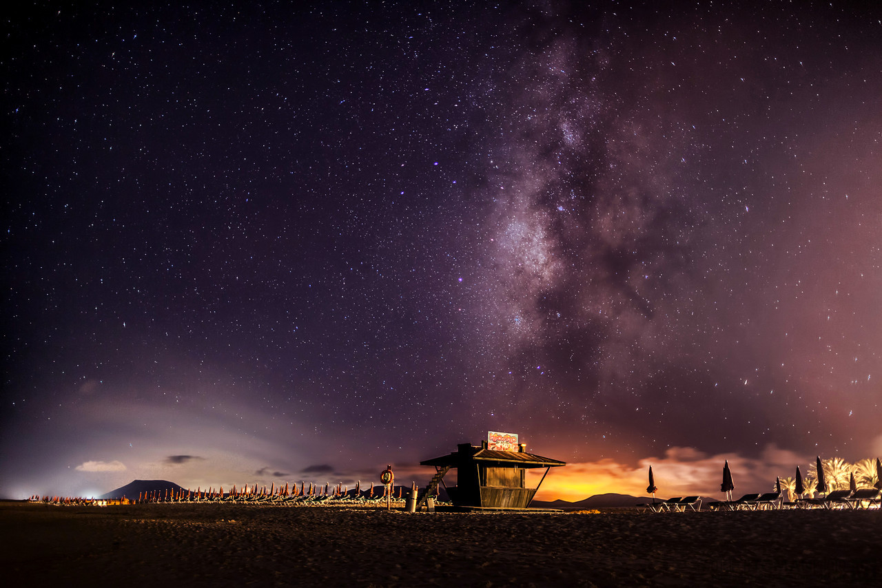 starry sky hdr photographer