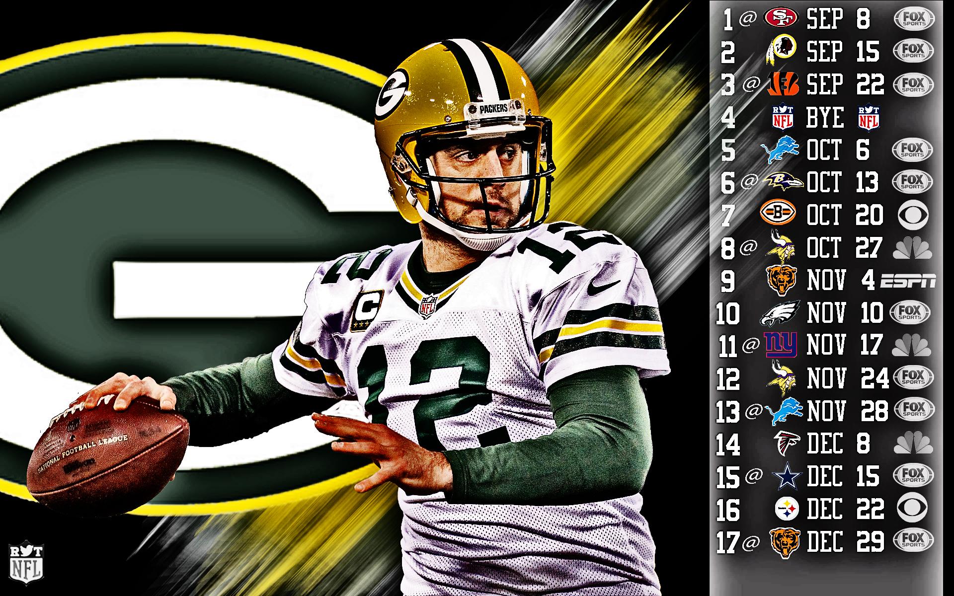 Aaron Rodgers Iphone Wallpaper Aaron Rodgers 2013 Packers Schedule Wallpaper Hdr Sports