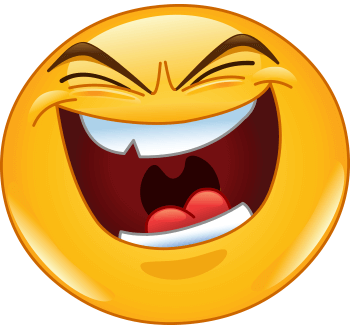emoticon with evil laugh for facebook