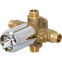 CFG Dimension Cycling Tub-Shower Valve With Temperature ...