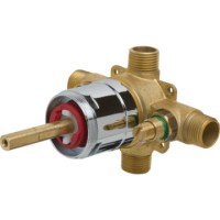 Seasons Anchor Point Tub-Shower Valve With Temperature ...