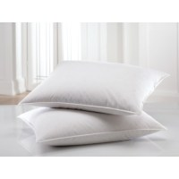 WynRest Gel Fiber Pillow Queen 20x30 Medium 32 Ounce Case ...