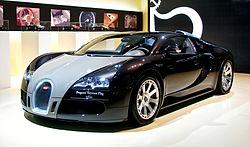 mobil cepat Bugatti Veyron