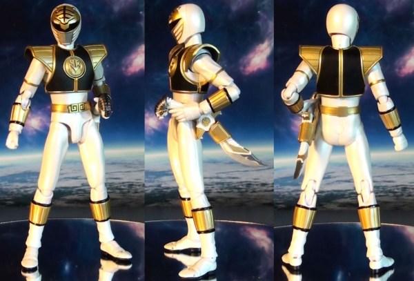 R292 Bandai . Figuarts Mighty Morphin Power Rangers