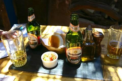 Lunch & Beer