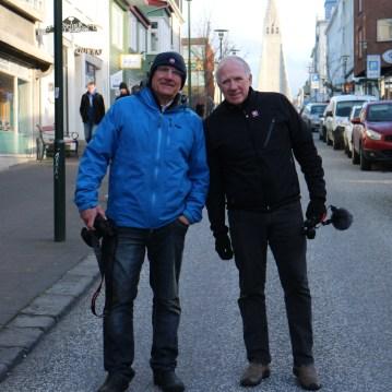 The Brothers Grimm in Reykjavík