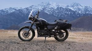Enfield Himalayan Wallpaper