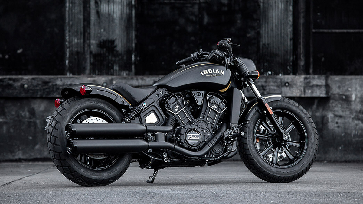 2018 Jack Daniels Limited Edition Indian Scout Bobber Unveiled 7 Hd And 4k Wallpaper Collections