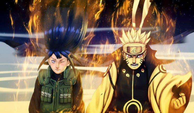Naruto Girl Wallpaper Hd Uzumaki Naruto Hyuuga Hinata Naruto Shippuuden Hd