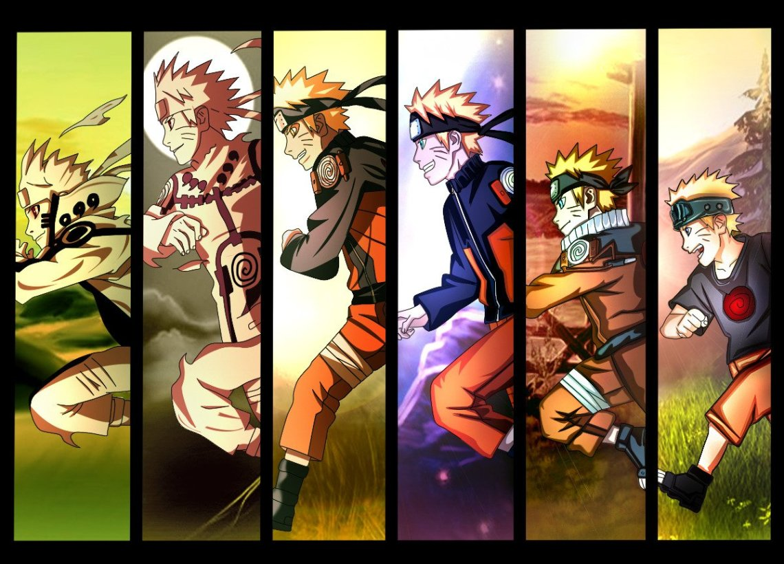Anime Wallpaper Boy Naruto Otaku Wallpaper