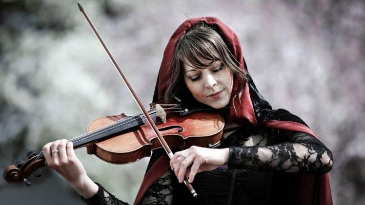 Assassins Creed Wallpaper Hd 1080p Lindsey Stirling Women Violin Hd Wallpapers Desktop