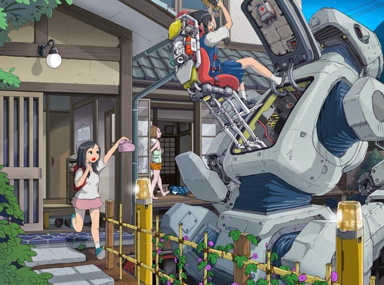 Bnha Girls Wallpaper Anime Mech Original Characters Hd Wallpapers Desktop