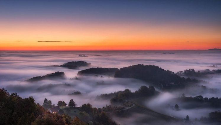 nature landscape photography sunrise