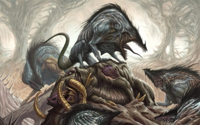 death Creature Fantasy art HD Wallpapers / Desktop and Mobile Images & Photos