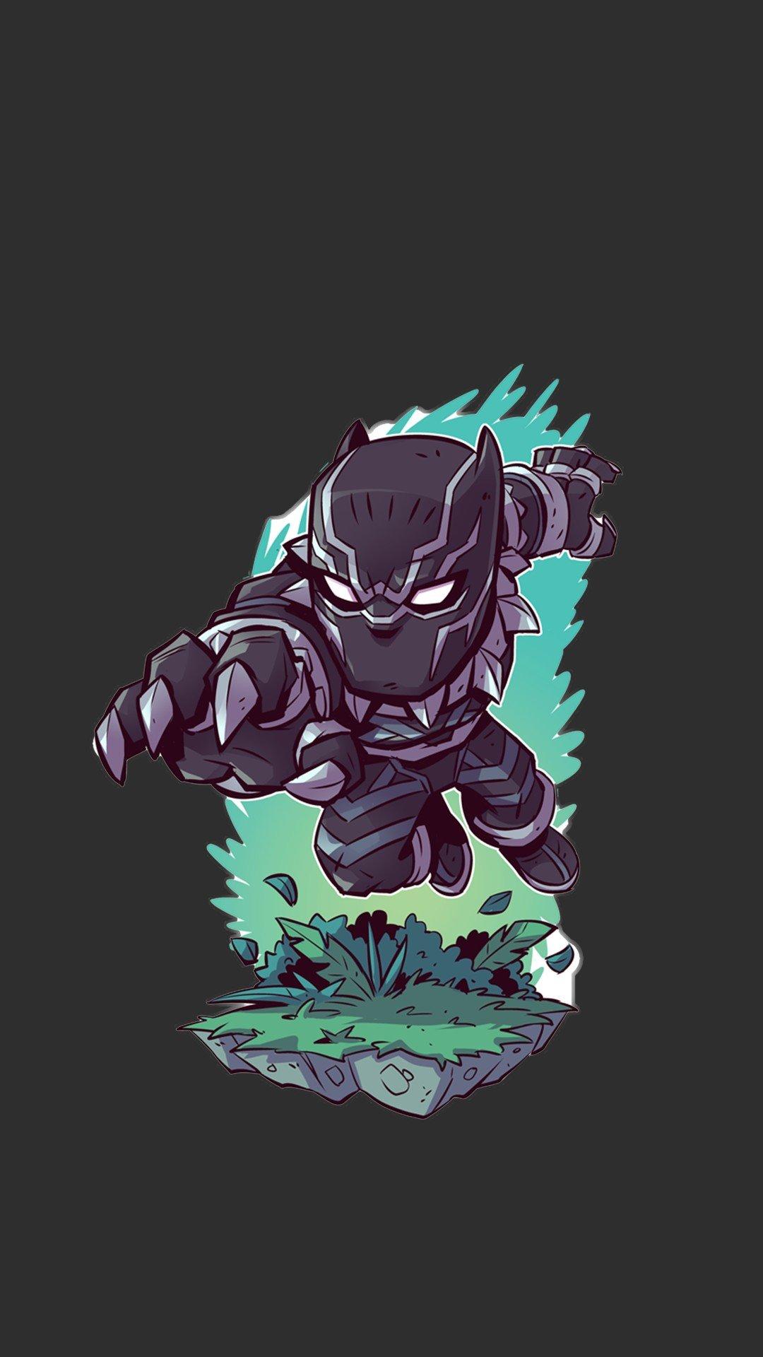 Doctor Symbol Hd Wallpaper Black Panther Superhero Marvel Comics Hd Wallpapers