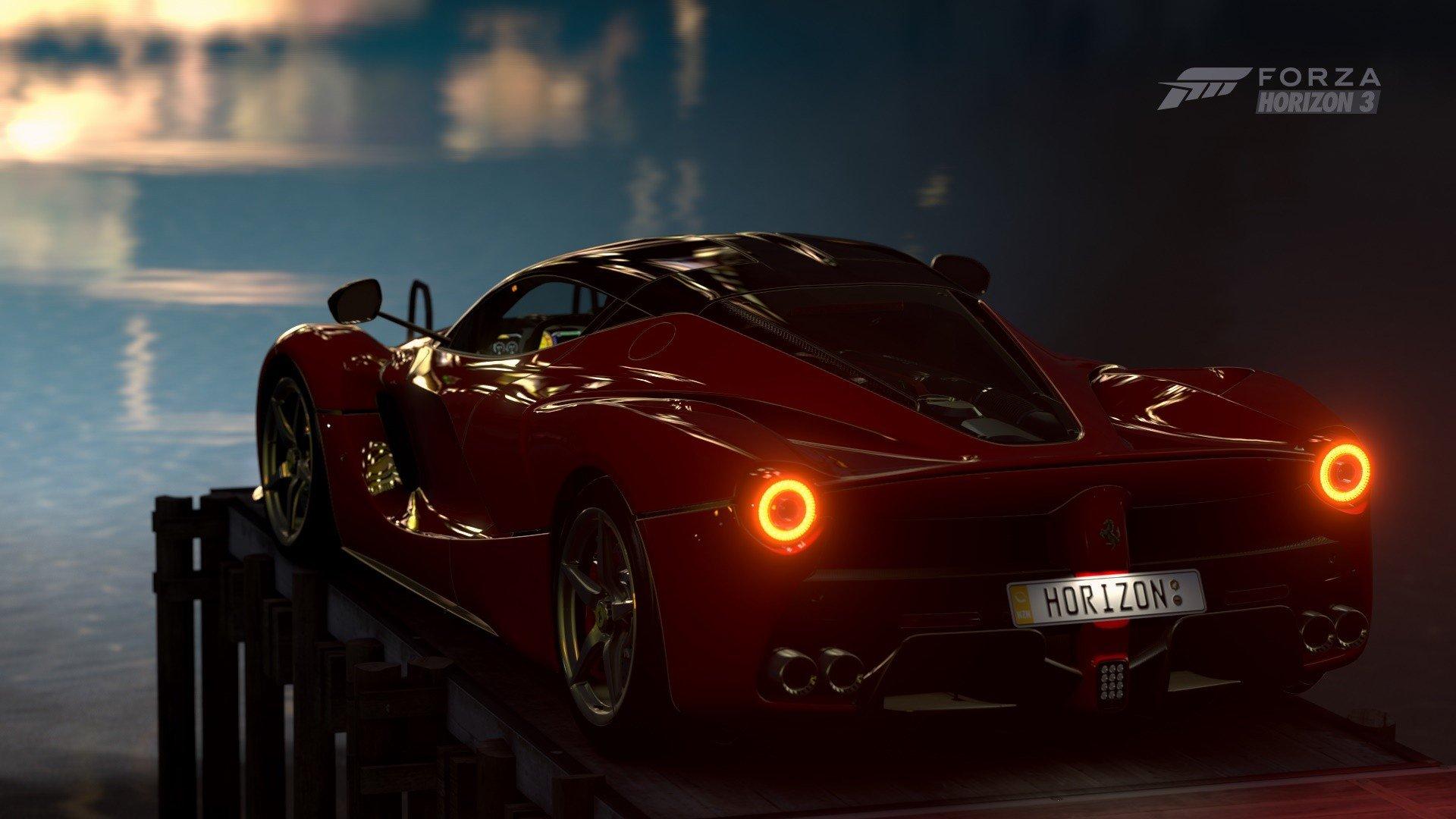 Lamborghini Car Hd Wallpaper For Pc Forza Horizon 3 Video Games Ferrari Hd Wallpapers