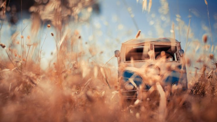Vintage Car In Forest Hd Wallpaper Kim Leuenberger Car Worm Amp S Eye View Vehicle Toy Vw