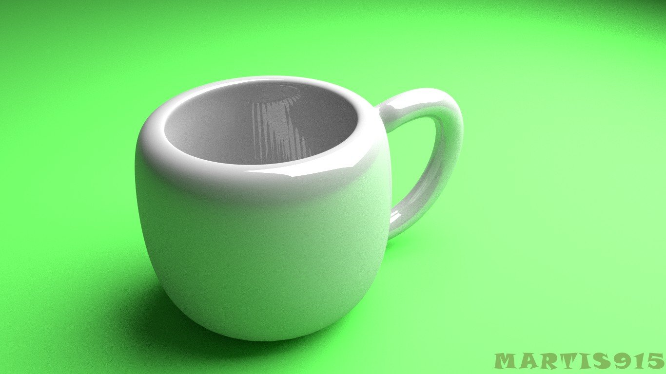 5760x1080 Anime Wallpaper Blender Cup Realistic Green White Hd Wallpapers