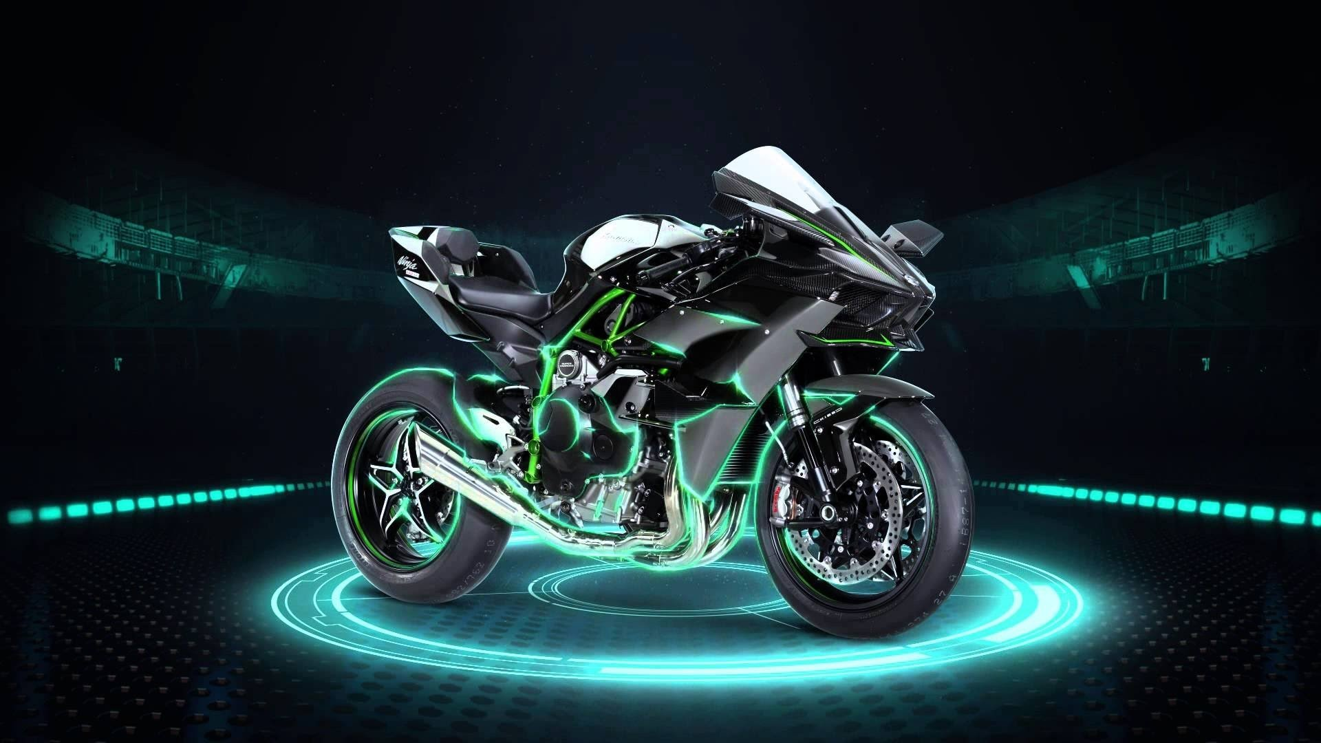 Kawasaki Kawasaki Ninja H2R HD Wallpapers  Desktop and