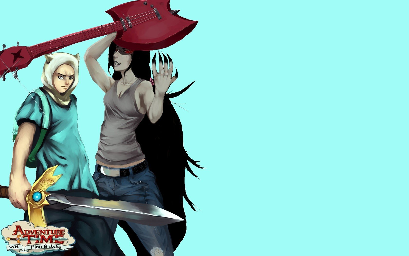 Adventure Time Anime Wallpaper Adventure Time Marceline The Vampire Queen Hd Wallpapers