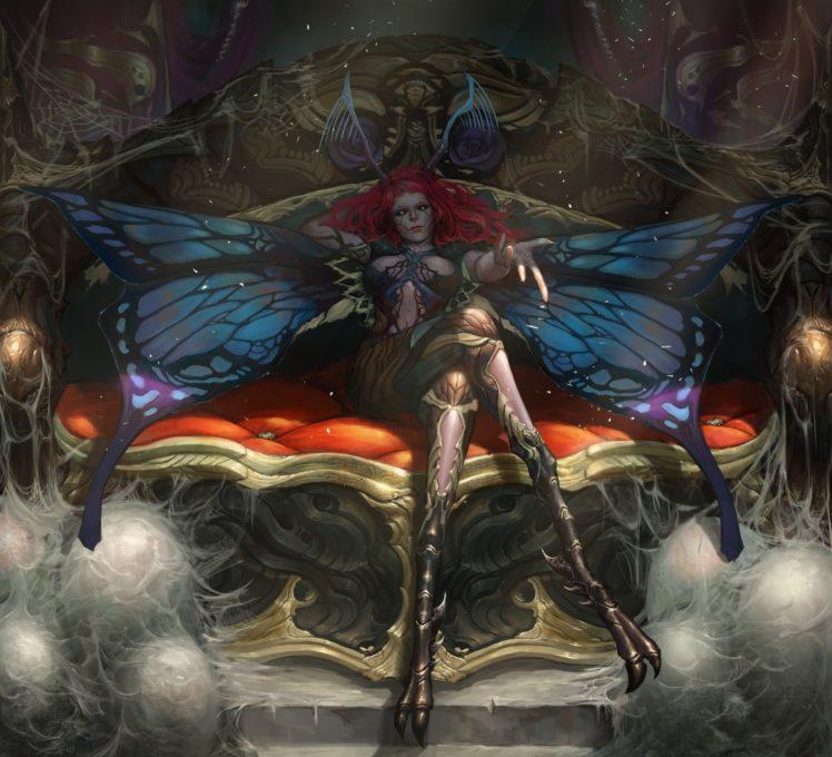 Siege Girls Anime Wallpaper Magic Fantasy Art Hd Wallpapers Desktop And Mobile