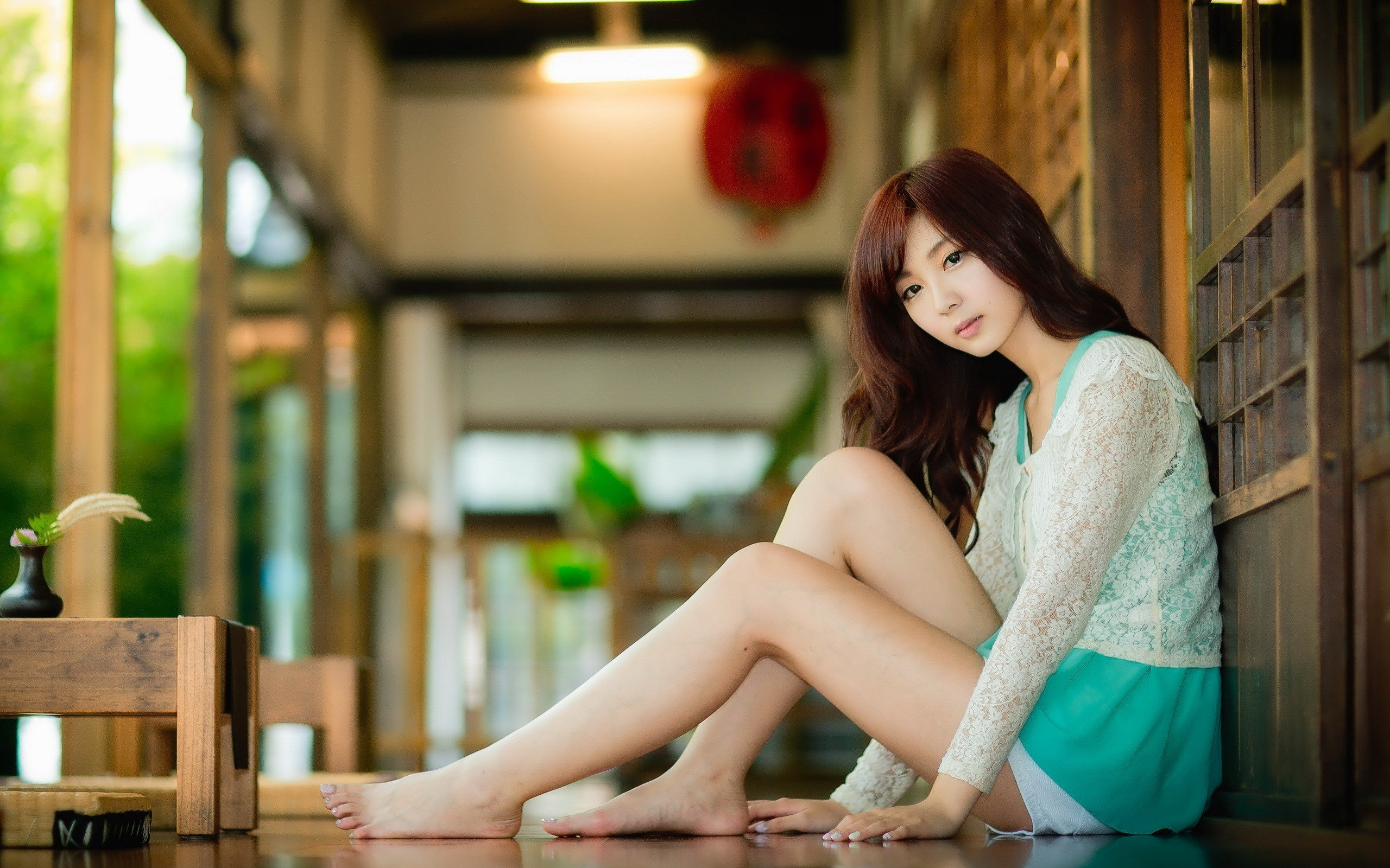 Cute Korean Girl Desktop Wallpaper Women Asian Hd Wallpapers Desktop And Mobile Images