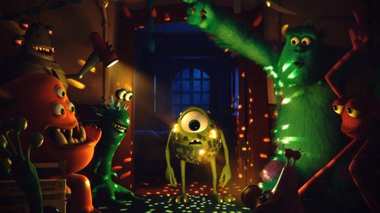 Monster University Wallpaper Hd Monsters Inc Creature Hd Wallpapers Desktop And