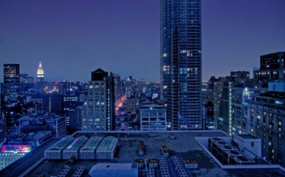 cityscape Night Skyscraper Building City Lights HD Wallpapers / Desktop and Mobile Images & Photos