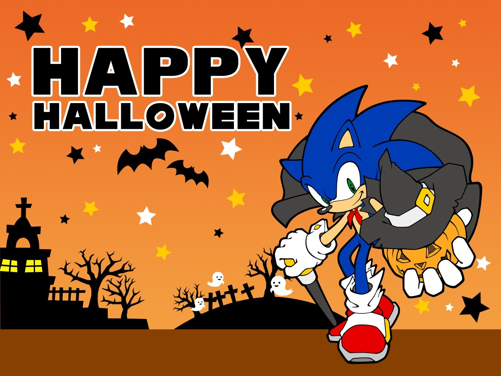 Sonic Wallpaper Hd 3d Halloween Sonic The Hedgehog Hd Wallpapers Desktop And