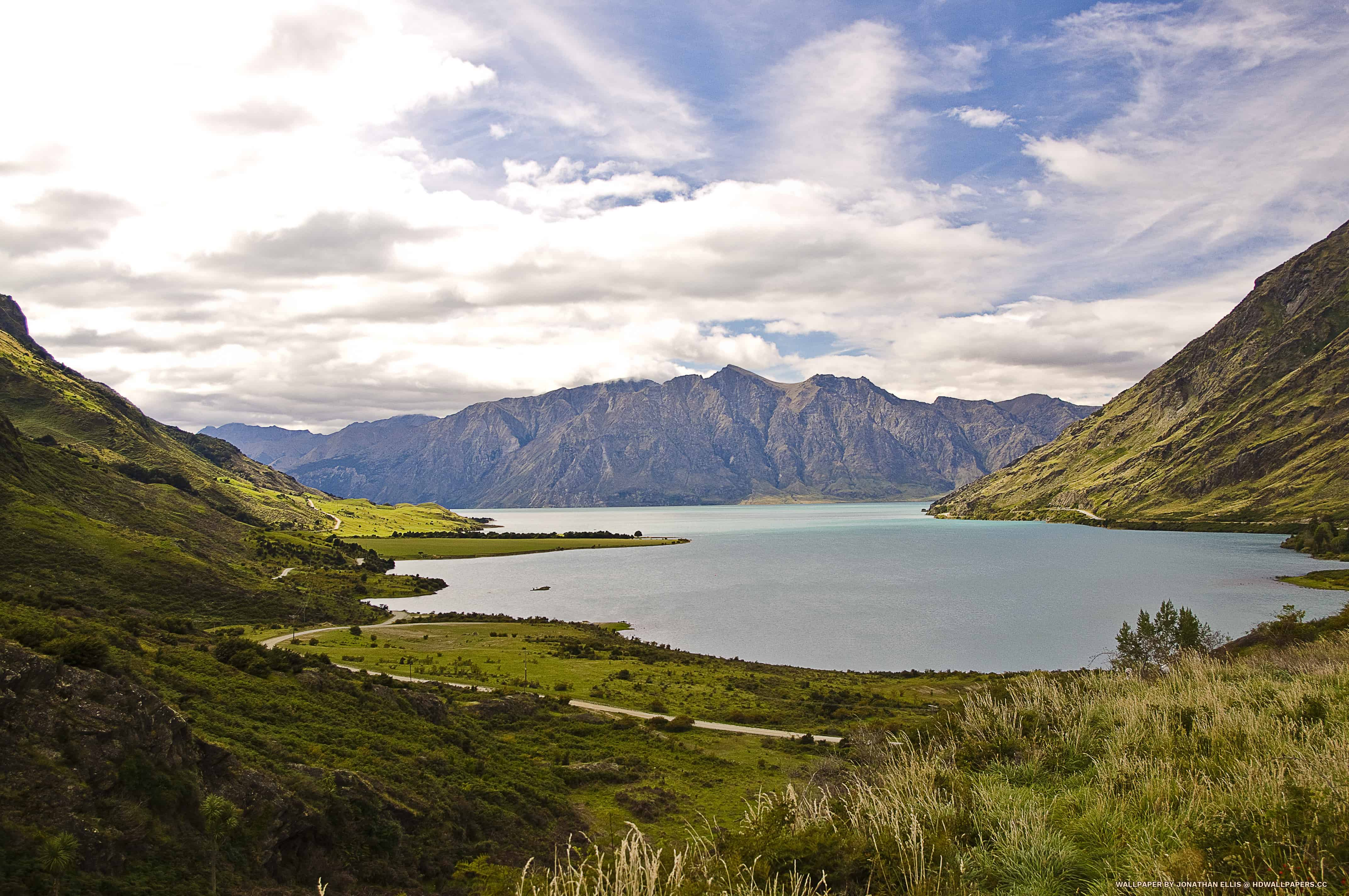 South Island New Zealand wallpaper Nature wallpapers